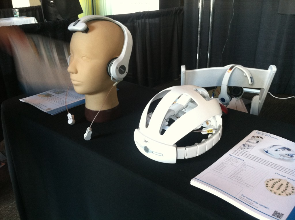 dry electrode headsets